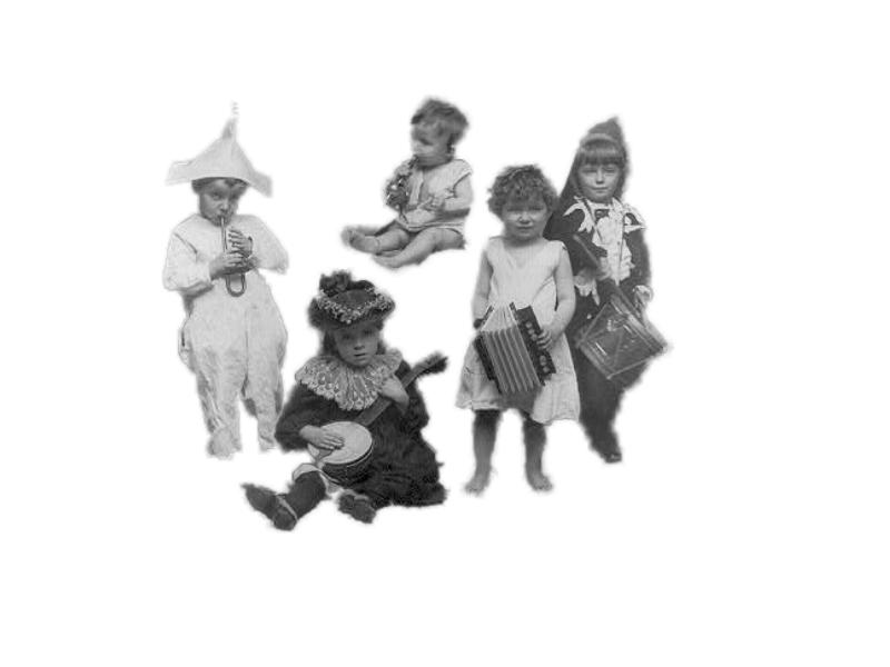 Dziecięcy zespół muzyczny